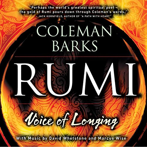 Rumi audiobook cover art
