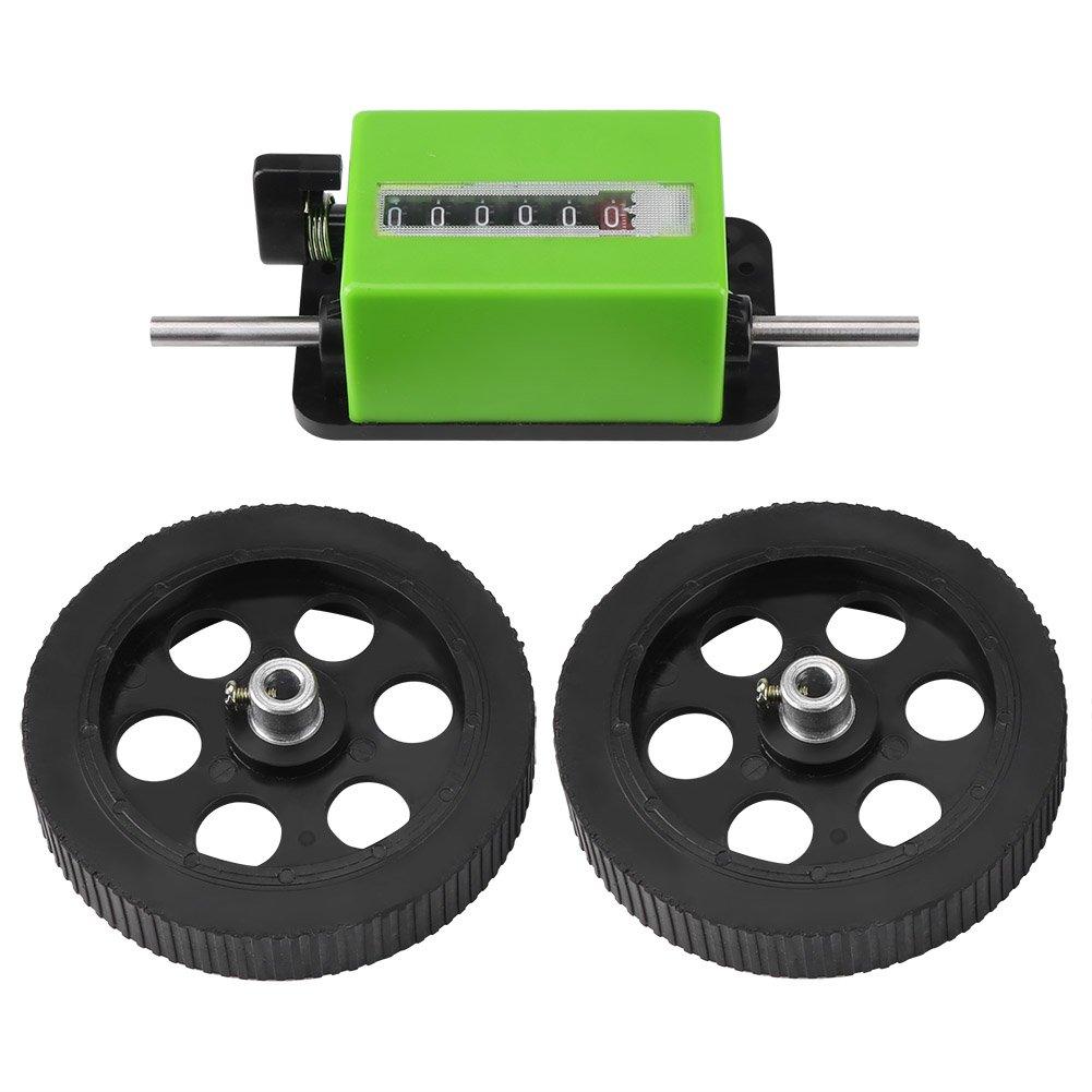 YIUS 1pc Mechanical Length Counter Meter Wheel Superlatite Rolling New York Mall G
