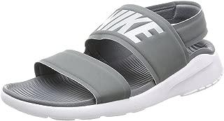 Women's Tanjun Sandals, Cool Grey/Pure Platinum-White 12