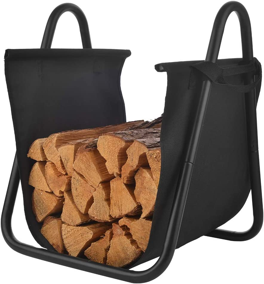 Patio Watcher Firewood Rack Log Ranking TOP19 Storage Holder Free Shipping Cheap Bargain Gift with Wood