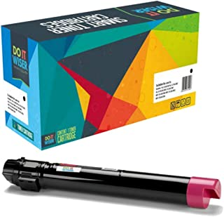 Do it Wiser Compatible Toner Cartridge Replacement for Xerox Phaser 7500 7500N 7500DN 7500YDN 7500DT 7500YD 7500DX   106R01437 - High Yield Magenta