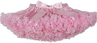 Baby Girl's Tutu Skirt Princess Ballet Dance Pettiskirt Fluffy Tulle Pleated Dress 1-10T