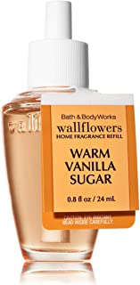 【Bath&Body Works/バス&ボディワークス】 ルームフレグランス 詰替えリフィル ウォームバニラシュガー Wallflowers Home Fragrance Refill Warm Vanilla Sugar [並行輸入品]