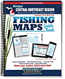 Central Northeast Michigan Fishing Map Guide (Fishing Maps Guide Book)