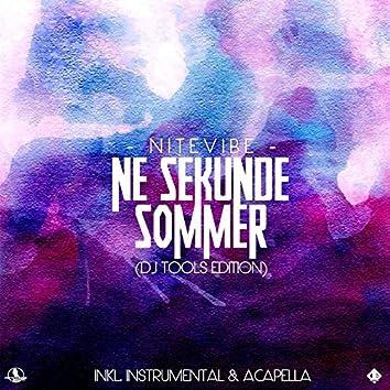 Ne Sekunde Sommer (feat. Roman Herzblut) [DJ Tools Edition]