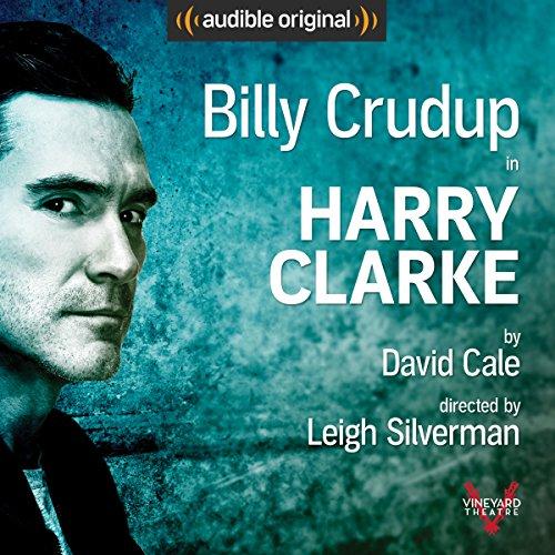 Harry Clarke audiobook cover art