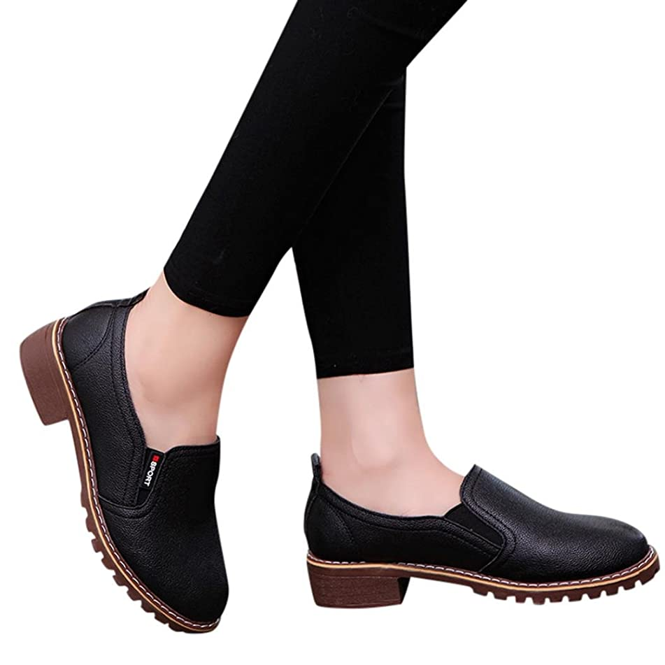Todaies Women Shoes Fashion AnkleFlat Oxford Leather Casual Shoes Ladies Short Boots