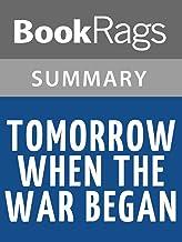 Summary & Study Guide Tomorrow When the War Began by John Marsden