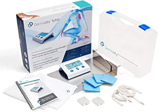 Dermadry Total - Iontophoresis Device to Treat Hyperhidrosis for Home Use – Excessive Sweating Treatment – Cost-Effective ...