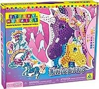[オーブファクトリー]The Orb Factory Sticky Mosaics Unicorns 6718200 [並行輸入品]