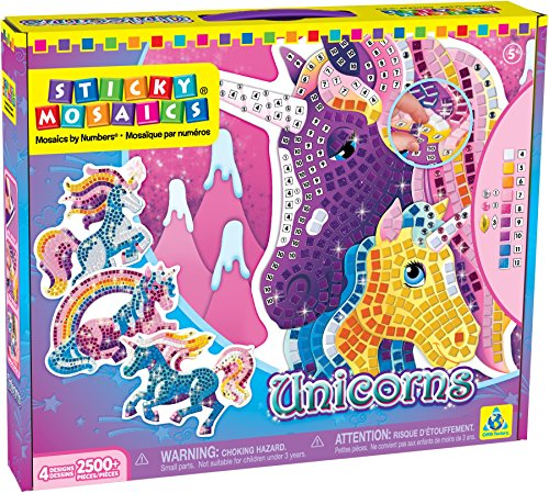 HQ Windspiration 620870 Sticky Mosaik, Unicorns