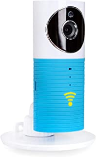 Clever Dog Smart Camera WiFi Monitor, Security Camera, Video Surveillance System. Colour Blue
