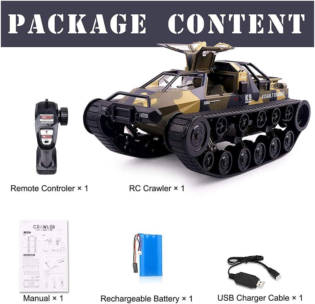 Geschenk fr Erwachsene und Kinder ITop RC Panzer Modell 1:12 2.4G ...