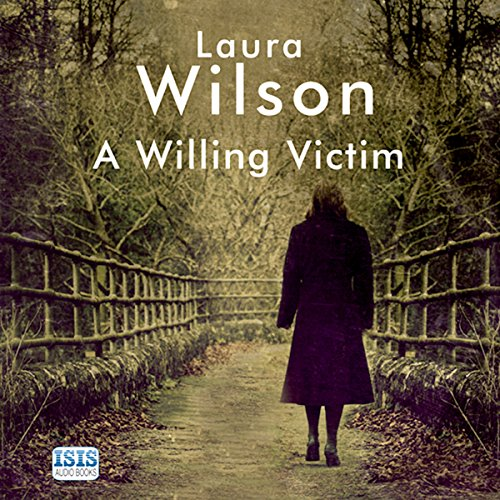 A Willing Victim audiobook cover art