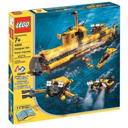 LEGO Designer 4888 - Tiefsee-Expedition