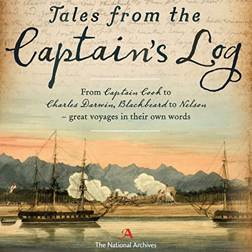 Tales from the Captain's Log cover art