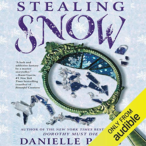 Stealing Snow audiobook cover art