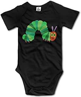 The Very Hungry Caterpillar Baby Girls/Boys Short Sleeve Bodysuit