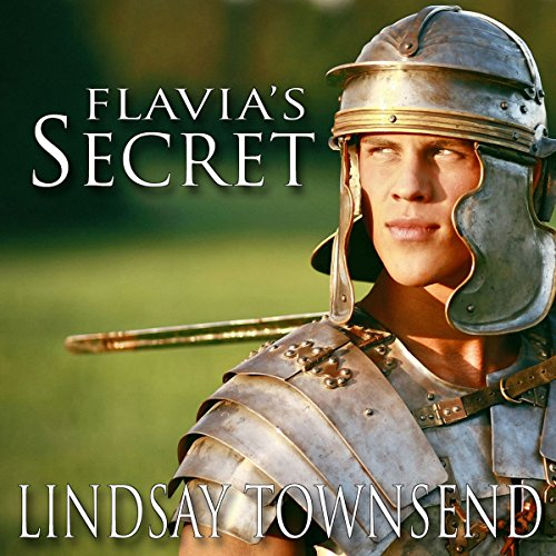 Flavia's Secret audiobook cover art