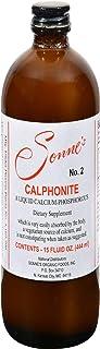 Sonne's Calphonite Liquid Calcium Phosphorus, 15 Fluid Ounce