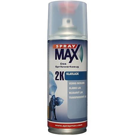 Spray Max 2k Klarlack 400ml Auto