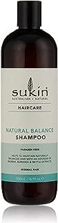 Sukin Natural Balance Shampoo Normal Hair 16 9 fl oz 500 ml