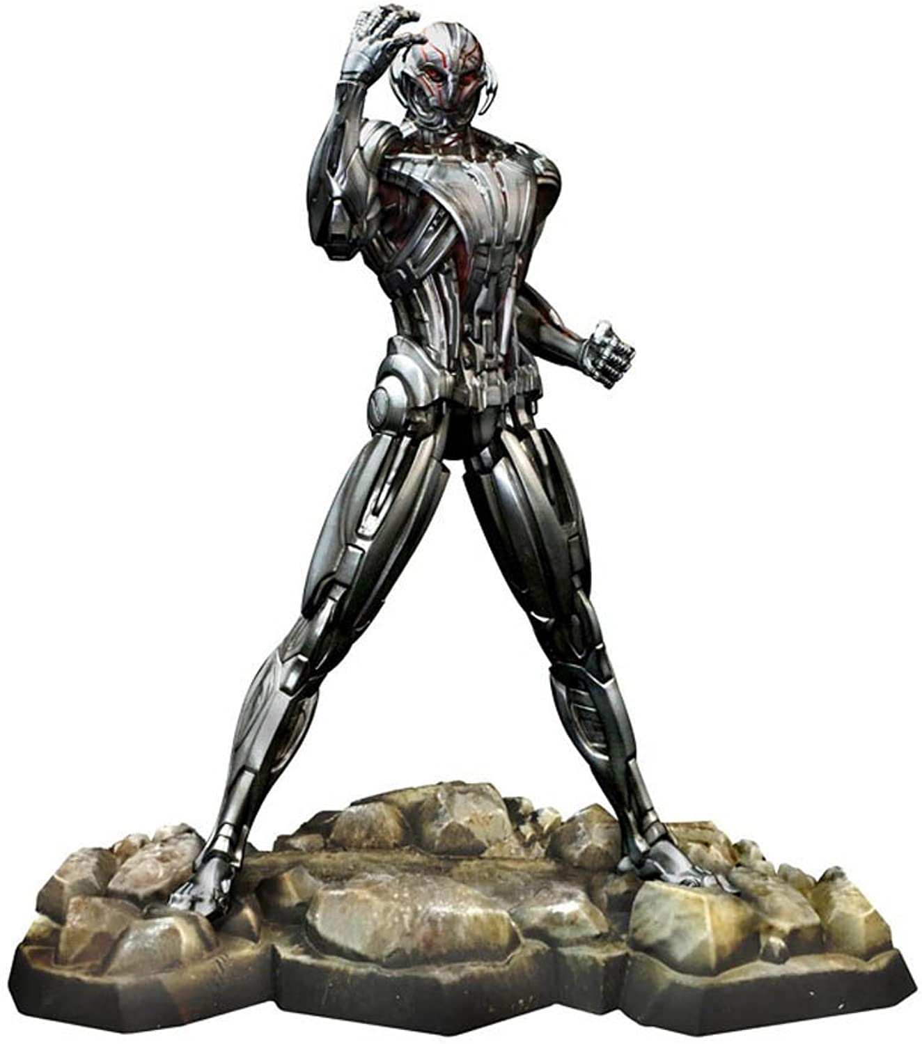 Dragon DRA-38148 Modelle 38148 Mastab 1  9 Age of Ultron (Multi-Pose Version), Action Hero Vignette, Mehrfarbig