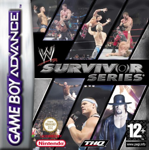 WWE Survivor Series (GBA)