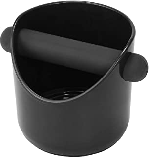 solawill Boîte à Café, Bac à marc de café ABS Caoutchouc avec barre de frappe amovible et Base Antidérapante, Accessoire B...