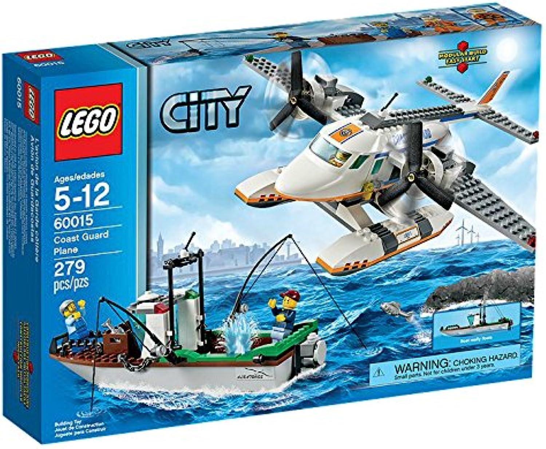 tiempo libre LEGO City Avión de Guardacostas - Juegos de construcción, 5 5 5 año(s), 279 Pieza(s), 12 año(s)  hasta un 50% de descuento