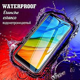 GHQQ 2pcs 9D Full Cover Tempered Glass For Xiaomi Redmi Note 7 5 6 Pro 5A 6A 5 Plus Phone Protective Film For Redmi 4X Scr...