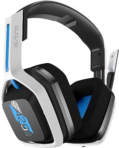 ASTRO Gaming A20 Casque sans Fil 2ème Génération, compatible avec Playstation 5, Playstation 4, PC, Mac