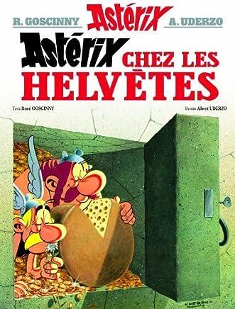 Astrix - Astrix chez les hlvtes - n16 (French Edition) by Rene Goscinny Albert Urdezo(2005-02-15)