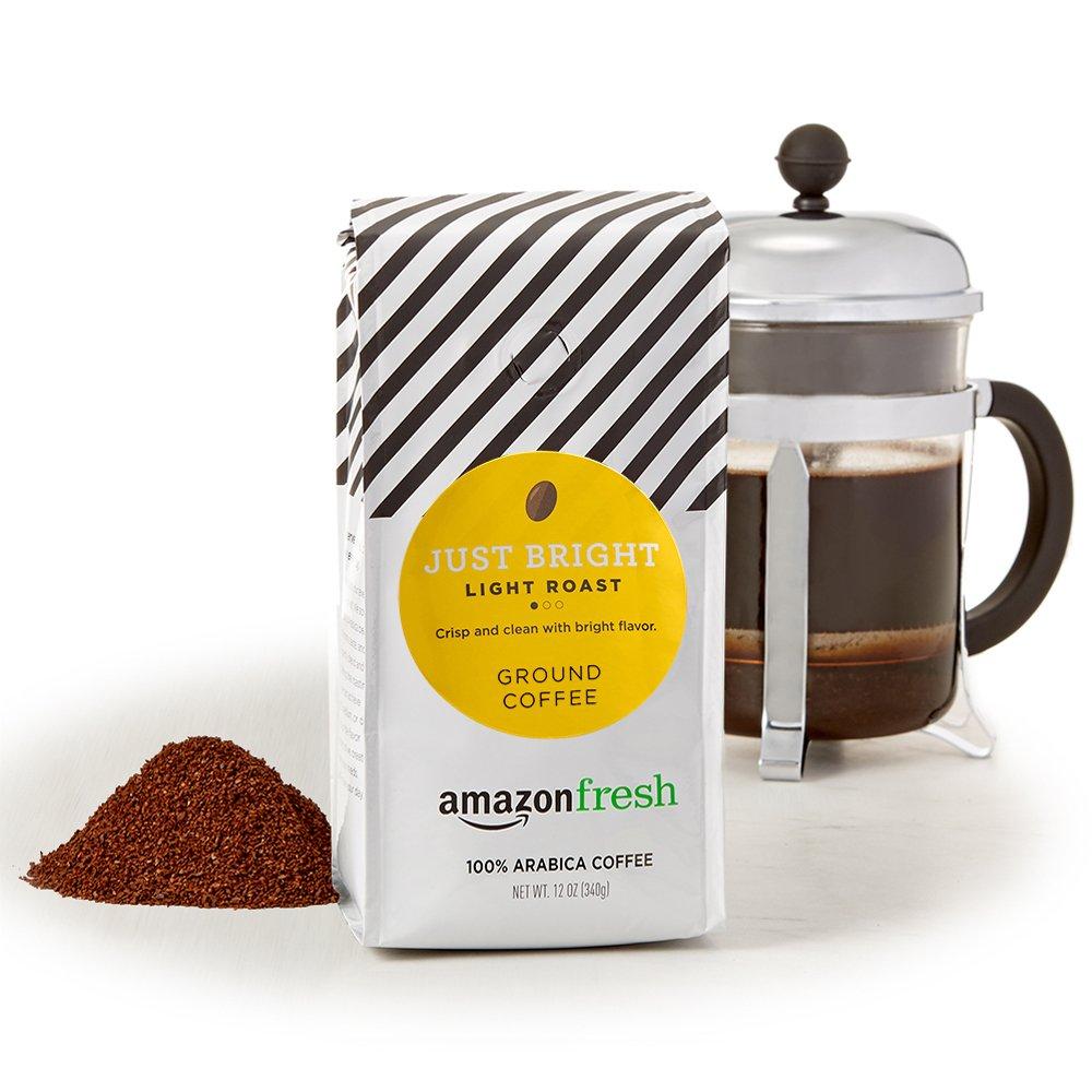 AmazonFresh Light Roast Coffee Beans