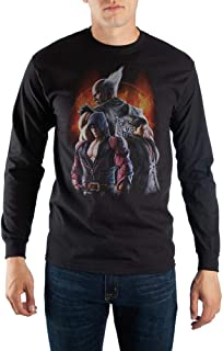 Tekken Character Long Sleeve T-shirt