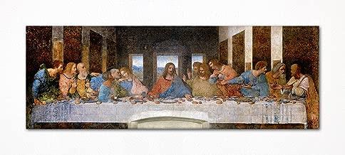 The Last Supper Leonardo da Vinci 4.5