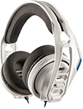 RIG 400HS Stereo Gaming Headset for PS4, PS5, and PCs - White