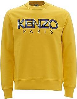 Kenzo Mens Chest Logo Infill Sweatshirt
