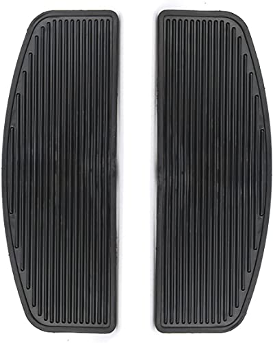 new arrival Motrocycle Front Floorboard Foot Peg Pedals high quality ,Insert Floorboard outlet sale Footpeg Footboards for Harley Road King . online sale
