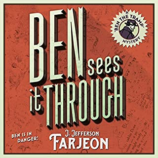 Ben Sees It Through audiobook cover art