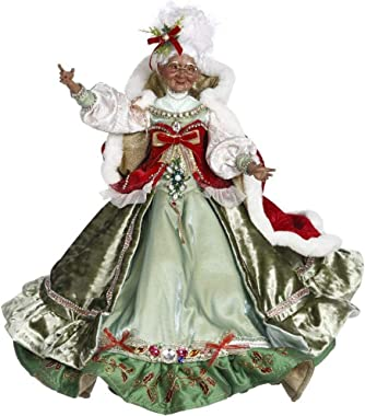 Mark Roberts 2020 Collection African-American Mrs. Claus Christmas Eve 22.5-Inch Figurine