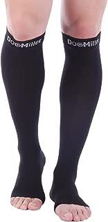 toeless compression ankle socks