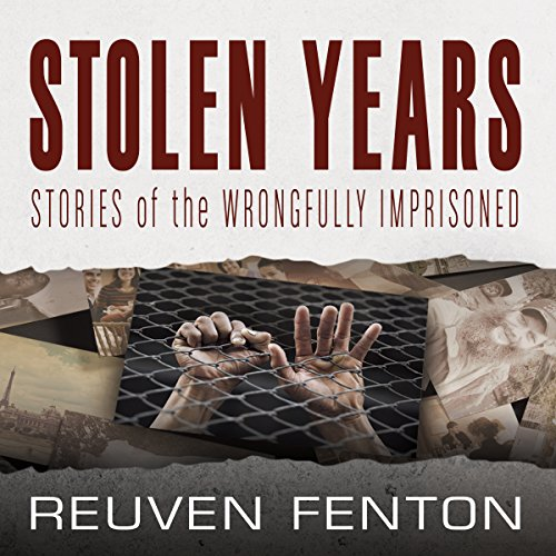 Stolen Years audiobook cover art