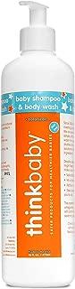 Thinkbaby Baby Shampoo & Body Wash (16 ounce)
