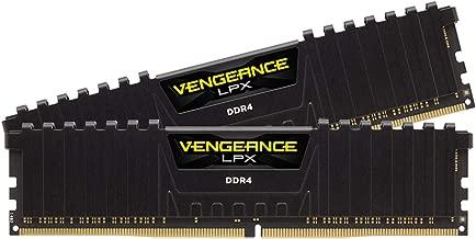 Corsair Vengeance LPX CMK16GX4M2D3600C18 módulo de - Memoria (16 GB, 2 x 8 GB, DDR4, 3600 MHz, 288-pin DIMM)