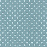 Nussknacker–Blau Koordination von Stoff