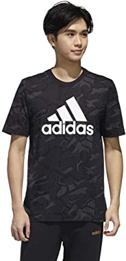 adidas Men's Essentials All Over Print T-Shirt
