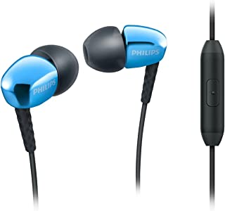 Philips SHE3905BL In ear headphones with mic SHE3905 Blue