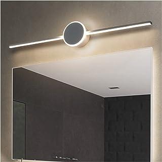 Modern Minimalist Mirror Front Lamp Bathroom Waterproof Anti-Fog Mirror Lamp Home Luxury Dressing Table Wall Lamp LED Pict...