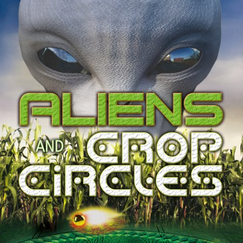 『Aliens and Crop Circles』のカバーアート